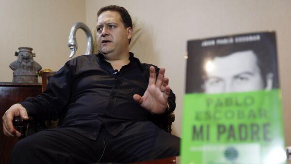 Huan Pablo Eskobar, sin najtraženijeg narko-dilera Pabla Eskobaara - Sputnik Srbija