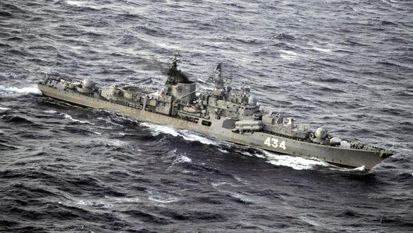 Veliki protivbrodski brod Severomorsk - Sputnik Srbija
