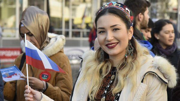 Denь narodnogo edinstva v regionah Rossii - Sputnik Srbija