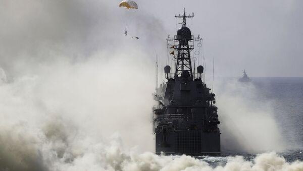 Војне вежбе руске морнарице у Црном мору - Sputnik Србија