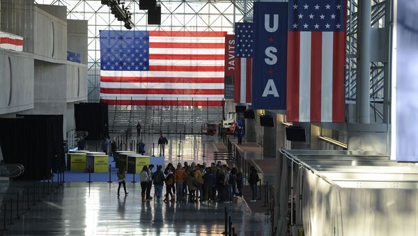 Избори у Америци, Њујорк  - Sputnik Србија