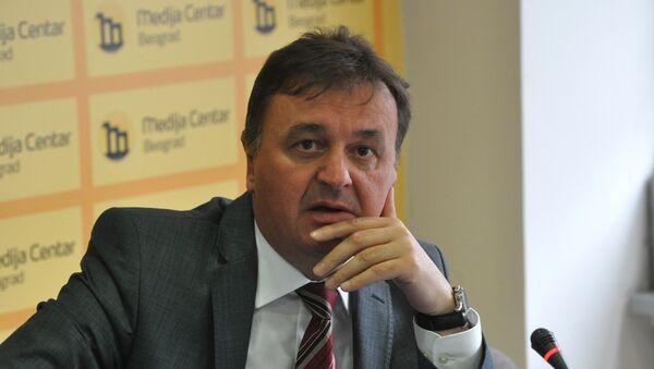 Будимир Алексић, Нова демократија - Sputnik Србија
