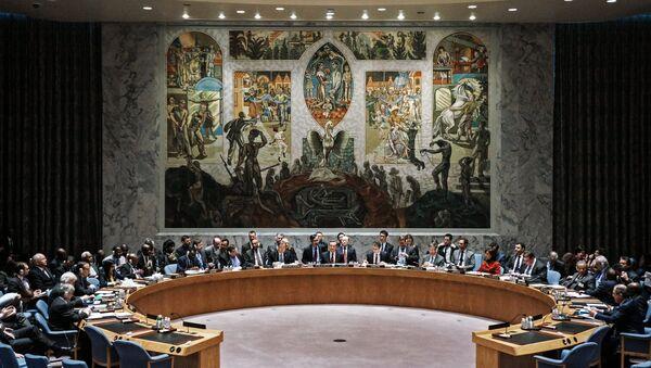 Савет безбедности у Уједињеним нацијама - Sputnik Србија