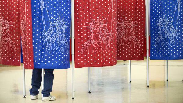 Prevremeno glasanje u Nju Hempširu - Sputnik Srbija