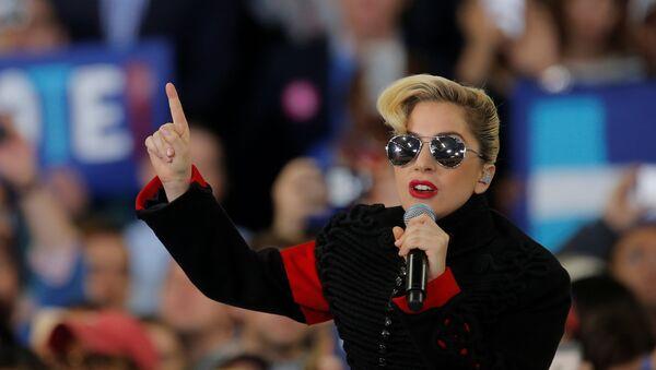 Певачица Лејди Гага - Sputnik Србија