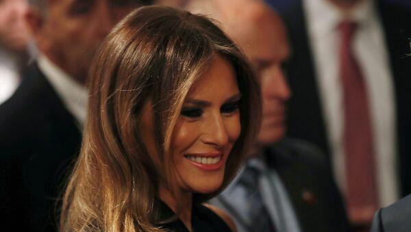 Прва жена САД Меланија Трамп - Sputnik Србија