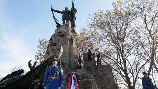 Србија обелижила годишњицу краја Првог светског рата - Sputnik Србија