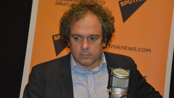 Istoričar Predrag Marković - Sputnik Srbija