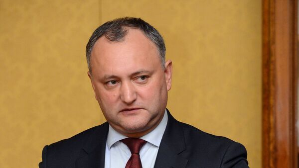 Igor Dodon - Sputnik Srbija
