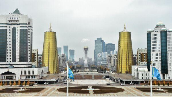 Grad Astana, Kazahstan - Sputnik Srbija