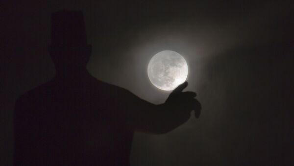Месец - Sputnik Србија