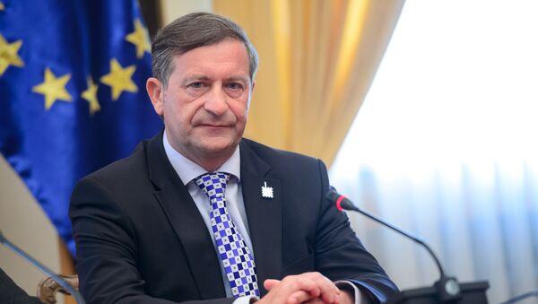 Karl Erjavec, ministar spoljnih poslova Slovenije - Sputnik Srbija