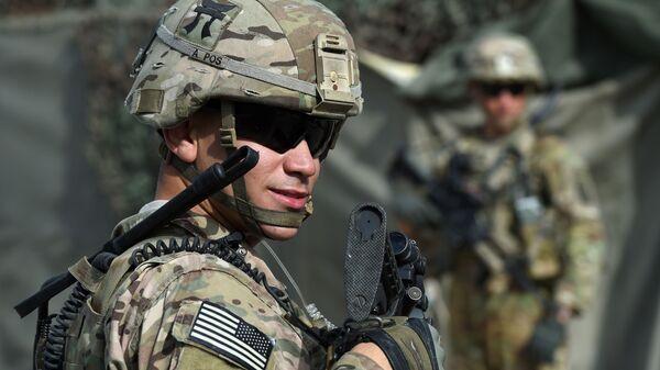 Амерички војници у Авганистану - Sputnik Србија