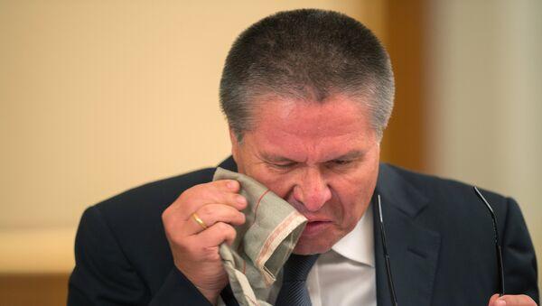Министар за економски развој Русије Алексеј Уљукајев - Sputnik Србија