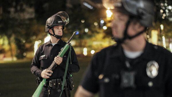 Policija SAD - Sputnik Srbija
