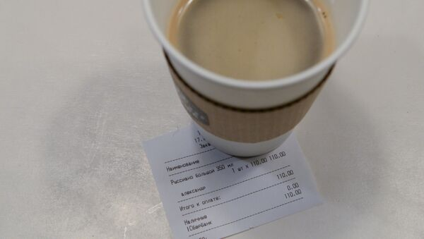 Kafa rusijano na meniju ruskih kafića - Sputnik Srbija