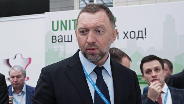 Oleg Deripaska, ruski milijarder - Sputnik Srbija