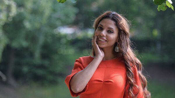 Brazilska pevačica Gabrijela - Sputnik Srbija