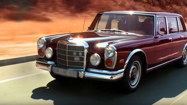 Mercedes-benz 600 iz 1972. godine - Sputnik Srbija