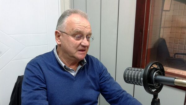 Dragan Kalinić - Sputnik Srbija