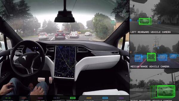 Autopilot Full Self-Driving Hardware - Sputnik Srbija