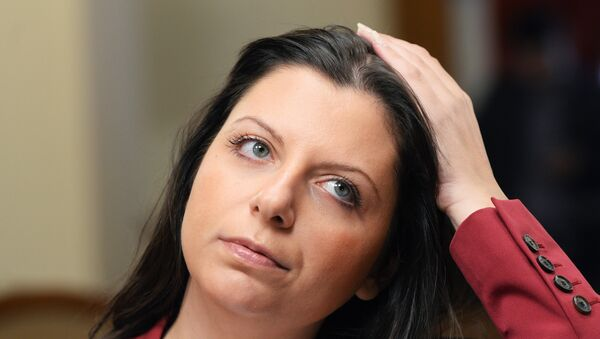Главна уредница РТ Маргарита Симоњан - Sputnik Србија