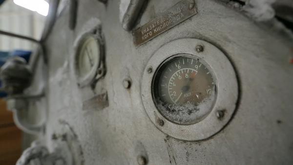 Замрзнути до даљег: екскурзија по криоскладишту у Сергејевом посаду - Sputnik Србија