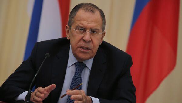 Министар иностраних послова РФ Сергеј Лавров - Sputnik Србија
