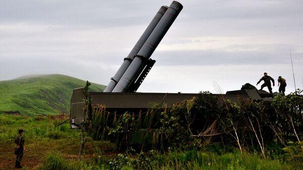 Novi obalski raketni sistem bastion - Sputnik Srbija