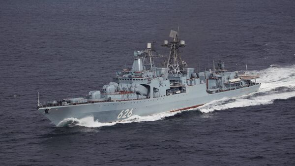 Ruski brod Viceadmiral Kulakov - Sputnik Srbija