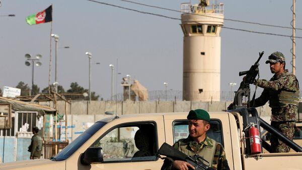 Авганистански војници - Sputnik Србија
