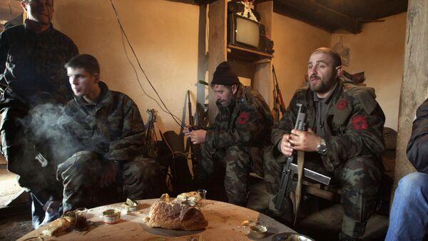 Припадници терористичке организације ОВК - Sputnik Србија
