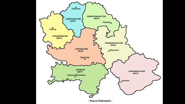 Vojvodina - Sputnik Srbija