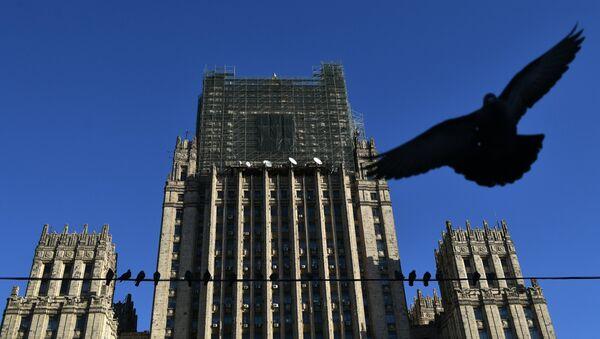 Зграда Министарства иностраних послова Русије - Sputnik Србија
