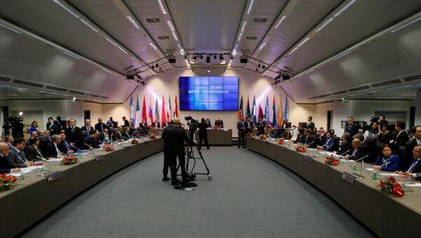Састанак ОПЕК-а у Бечу - Sputnik Србија