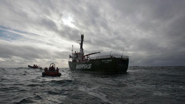 Брод на мору - Sputnik Србија