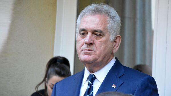 Председник Србије Томислав Николић - Sputnik Србија