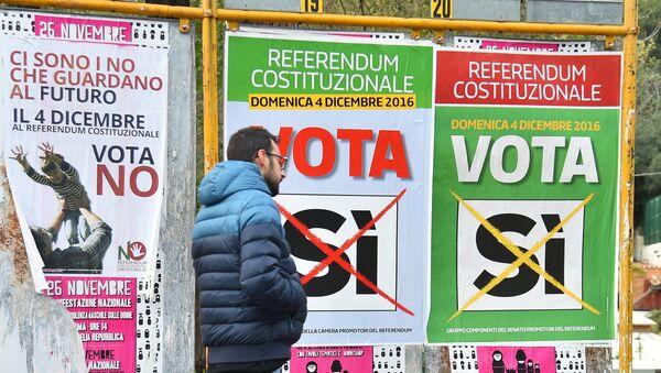 Референдум у Италији - Sputnik Србија