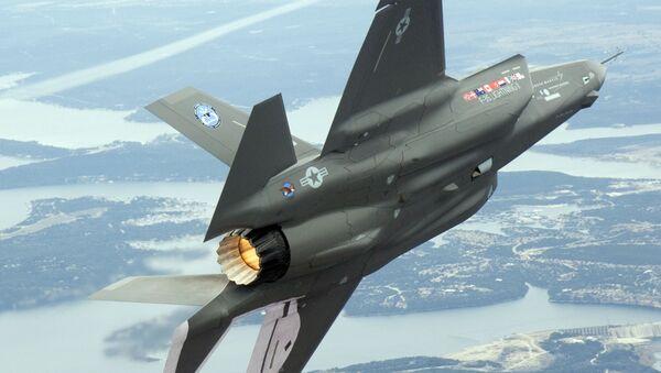 Lockheed Martin F-35 - Sputnik Srbija