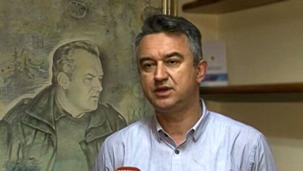 Darko Mladić, sin Ratka Mladića - Sputnik Srbija