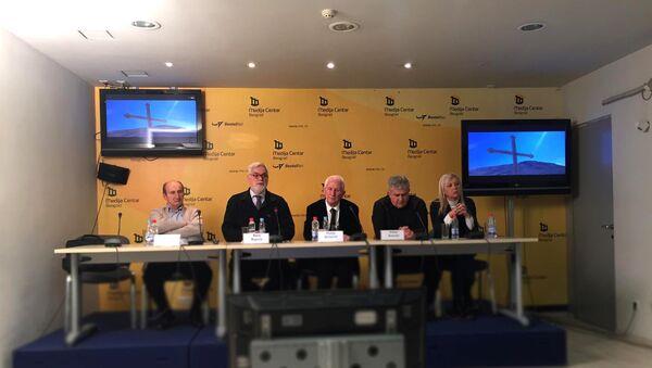 Конференција поводм обележавања годишњице Јадовна - Sputnik Србија