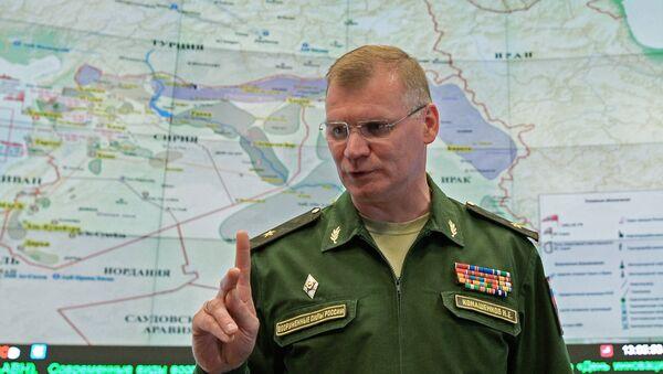 Ruski general-major Igor Konašenkov - Sputnik Srbija