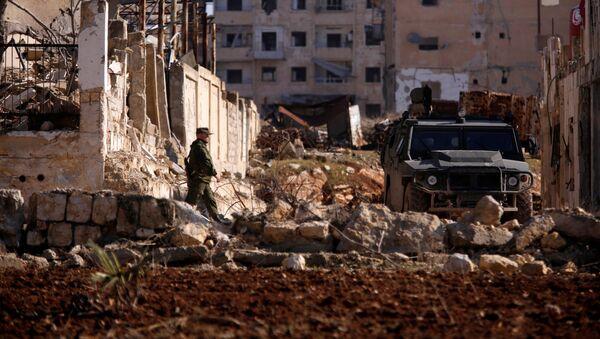 Ситуација у Алепу - Sputnik Србија