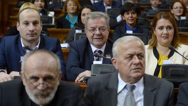 Skupština Srbije, poslanici - Sputnik Srbija