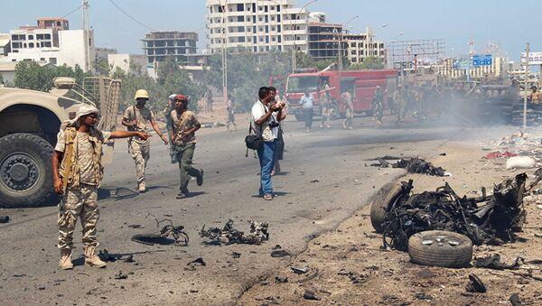 Napad na vojnike u Jemenu - Sputnik Srbija