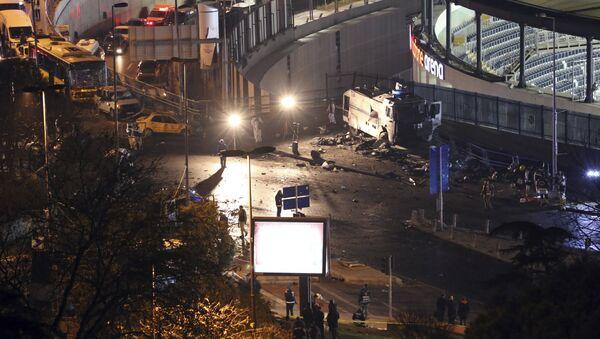 У терористичком нападу у Истанбулу погинуло 29 особа - Sputnik Србија