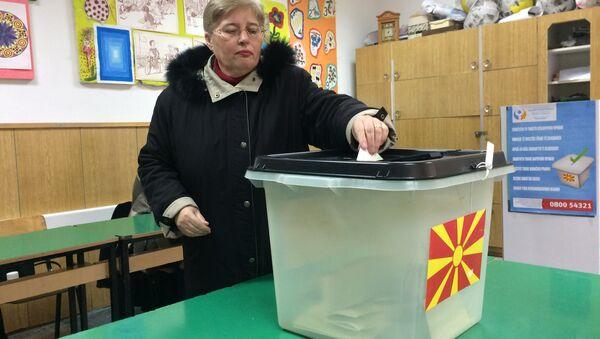 Избори у Македонији - Sputnik Србија