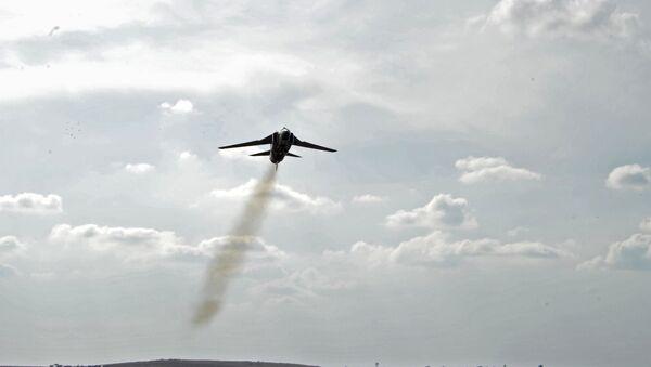 Сиријски авион МиГ-23 - Sputnik Србија
