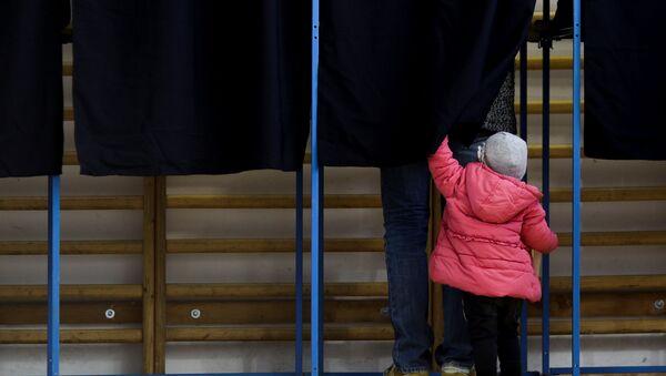 Izbori u Rumuniji - Sputnik Srbija