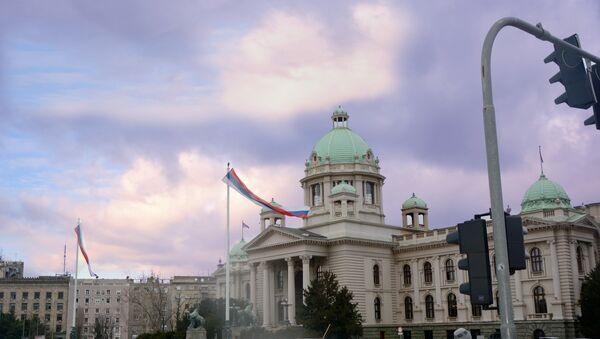 Skupšina Srbije  - Sputnik Srbija
